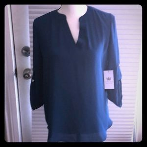 Blue Boutique blouse